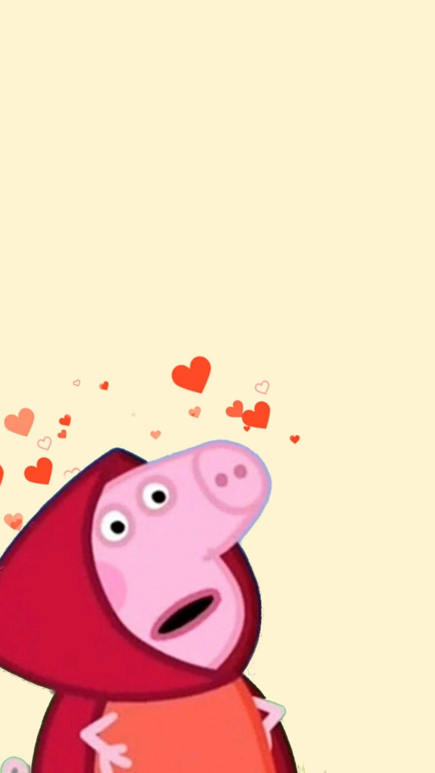 Peppa Pig Birthday Wallpapers - Wallpaper Cave